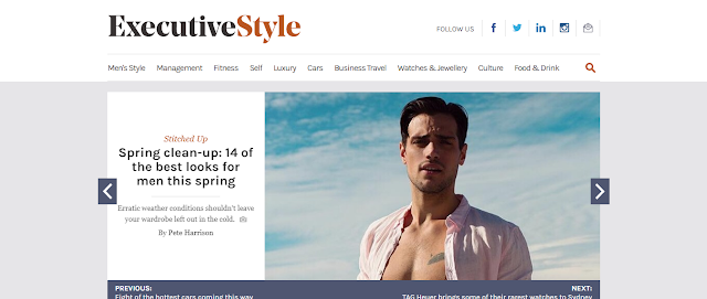 6 Blog Fashion Pria  Yang Cocok Jadi Referensi