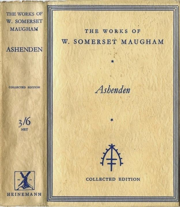 ashenden or the british agent pdf