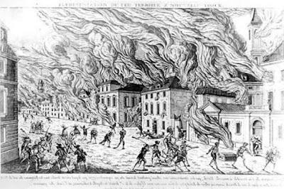 The New York slave Rebellion, April 6. 1712