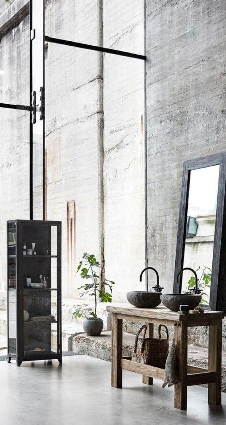 grey interion design inspiration