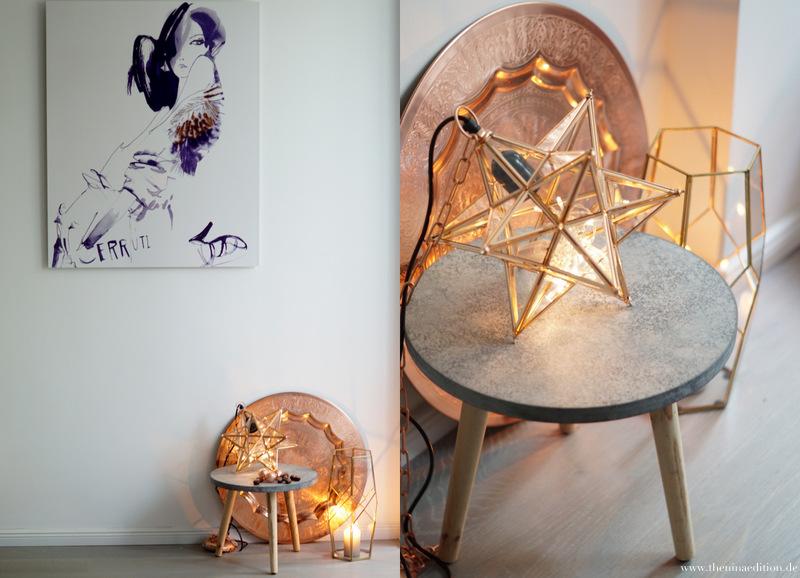 Interieur marokkanischer herbst werbung the nina - Geometrische deko ...