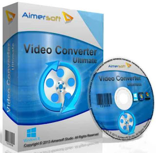 Aimersoft Video Converter Ultimate 6.9.0.0 Crack, Serial Key Full Version Free Download