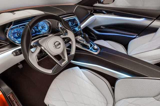 Nissan Maxima 2017 Interior >> 2017 Nissan Maxima Automotive Dealer