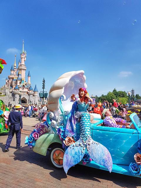 parata Disneyland Paris e Walt Disney Studios, un viaggio da sogno