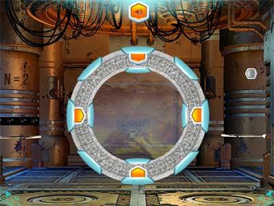Stargate Escape - Juegos