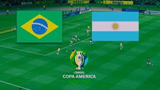 مباشر مشاهدة مباراة البرازيل والارجنتين بث مباشر 3-7-2019 بطولة كوبا امريكا يوتيوب بدون تقطيع