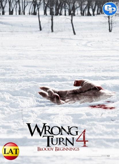 Camino Hacia El Terror 4: Inicio Sangriento (2011) LATINO