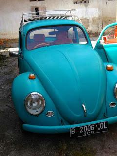 Jual VW Kodok bello lagi gaes...