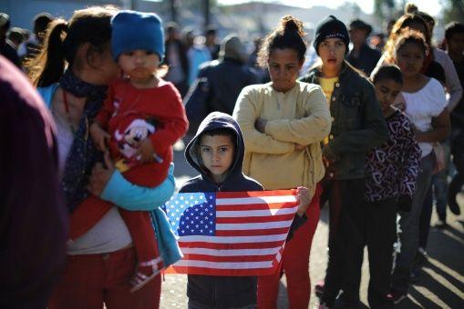 Grupo de mujeres migrantes iniciará huelga de hambre por asilo en EE.UU.