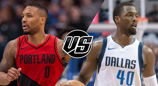 Live Streaming List: Portland Trail Blazers vs Dallas Mavericks 2018-2019 NBA Season