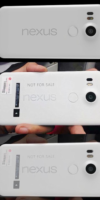 There are new actual photos of the future of Google LG Nexus 5