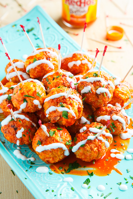 recipe: fried buffalo chicken balls [30]