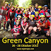 Green Canyon di Pangandaran versi Semi Backpacker