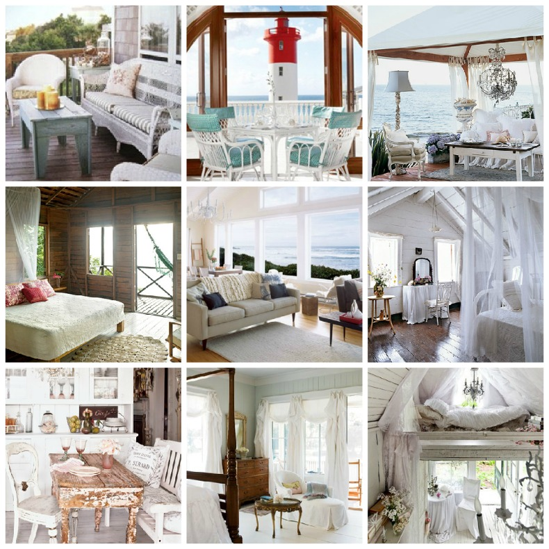 coastal romantic spaces