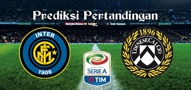 Prediksi Pertandingan Inter Milan vs Udinese 29 Mei 2017