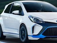 Toyota Yaris Hybrid R nan Futuristik dan Eco Green