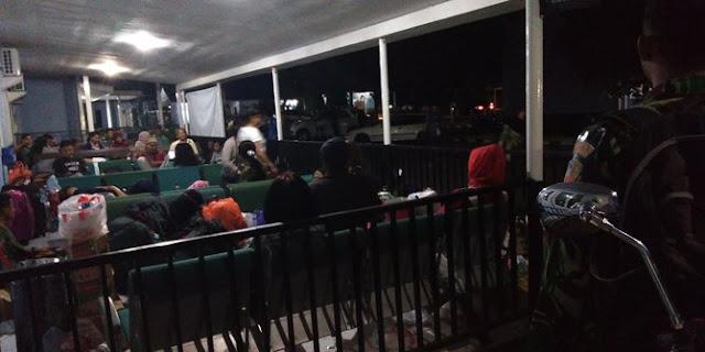 Ribuan warga Makassar antri tumpang Hercules tujuan Palu buat cari keluarga