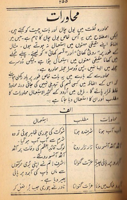 Alfaz Mutazad In Urdu For Class 7
