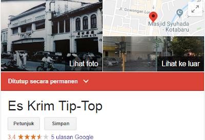 Es Krim Tip-Top