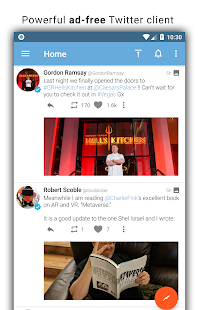 Tweetings for Twitter v11.13.3.4 build 10913 Apk Patched [Latest]