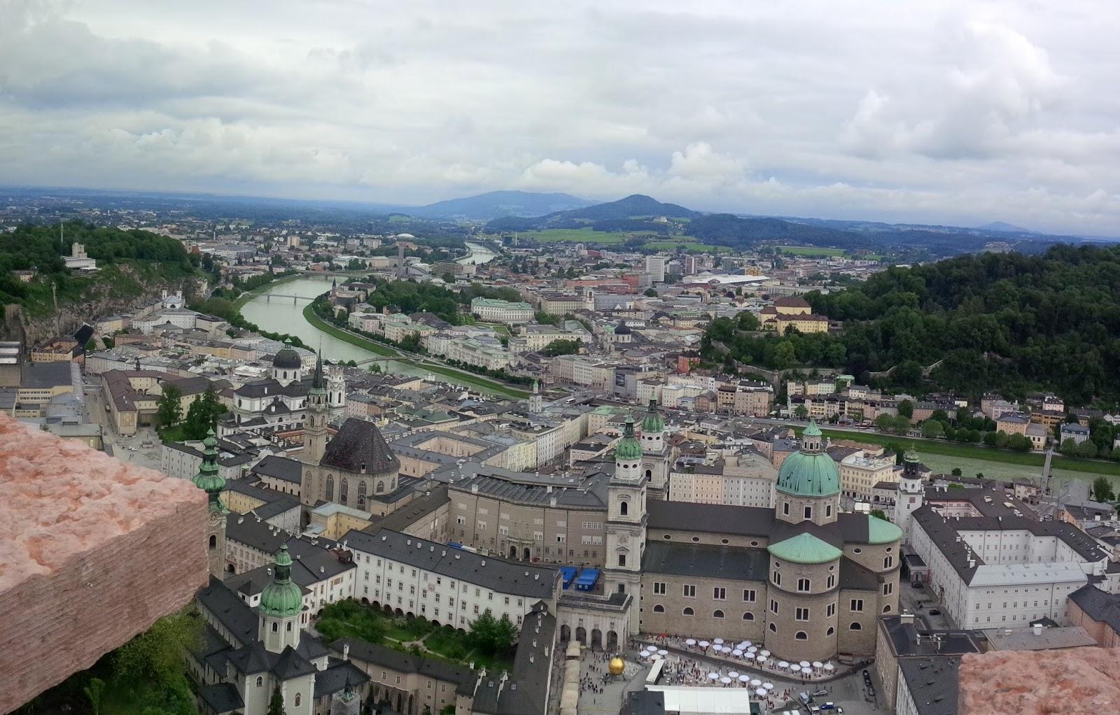 Graz Salzburg