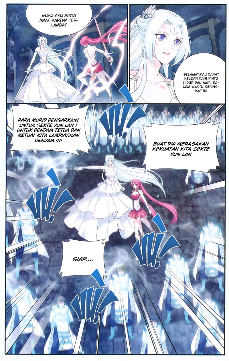 Battle Through the Heavens Chapter 169-27