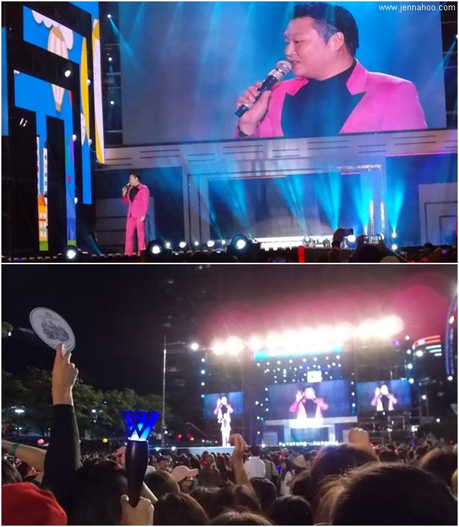 PSY at C-Festival 2016