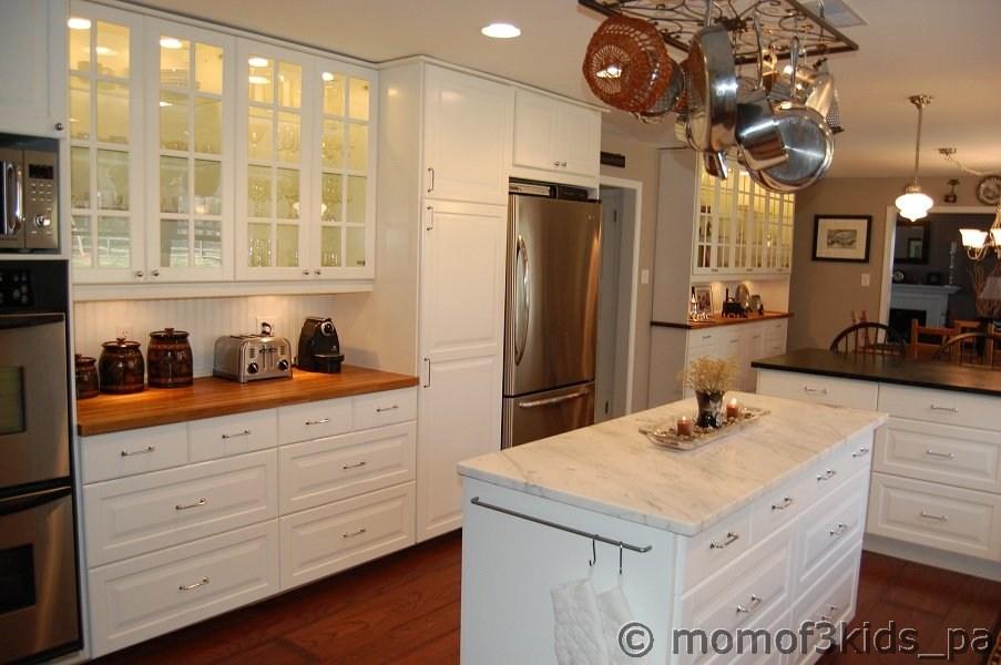Finished Kitchens Blog Momof3kids Pa S Kitchen