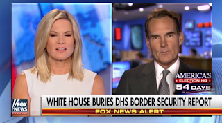 DHS accused of sitting on damning border report as immigration issue drives presidential race