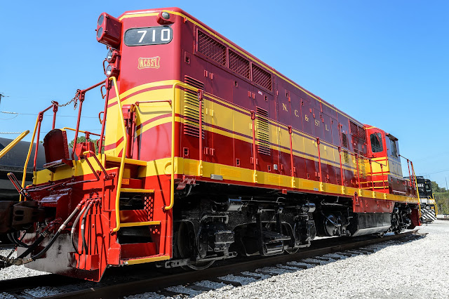 Chattanooga and St. Louis Railroad 710