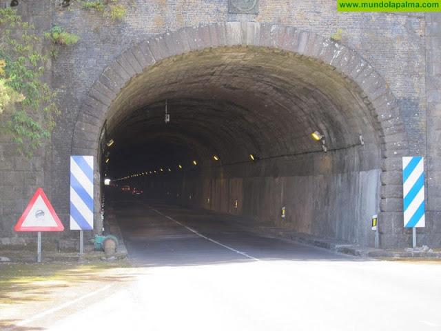El túnel Nuevo de la Cumbre se habilitará temporalmente en doble sentido para ultimar los trabajos en el túnel Viejo