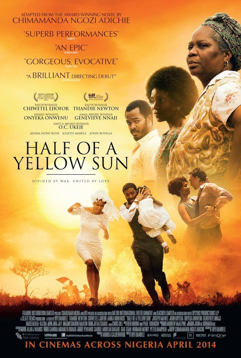Finally, Nigerian Censors Board Approve 'Half Of A Yellow Sun'.