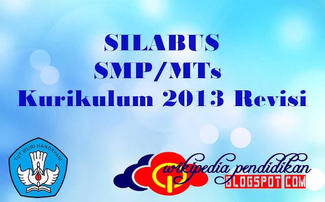 Silabus Bahasa Indonesia SMP/MTs Kelas 9 Kurikulum 2013 Revisi