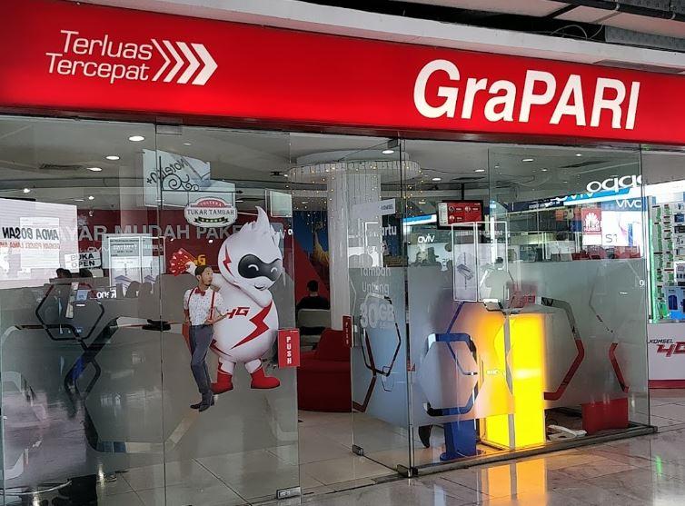 Grapari Telkomsel Surabaya Alamat Jam Buka Cara Paket Kuota 2018