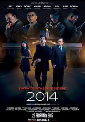 2014: Siapa Di Atas Presiden Poster