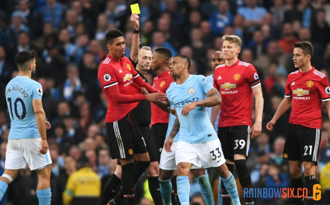 Manchester Derby Hot Game