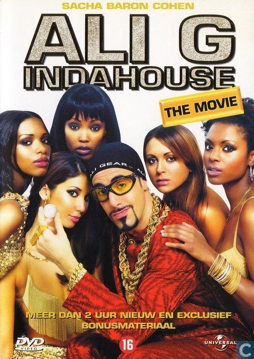 Ali G Indahouse 2002 Hindi Dual Audio Bluray 720p