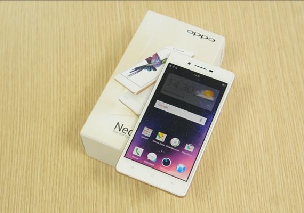 Thay màn hình Oppo Neo 7