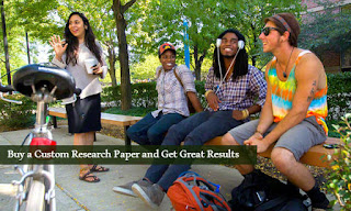 Buy a Custom Research Paper and Get Great Results