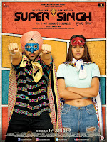 Super Singh 2017 Full Movie 480p Punjabi pDVDRip Download