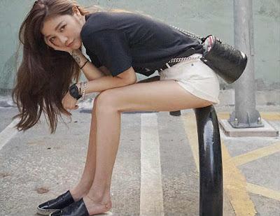 Lure Hsu, wanita paruh baya bak remaja