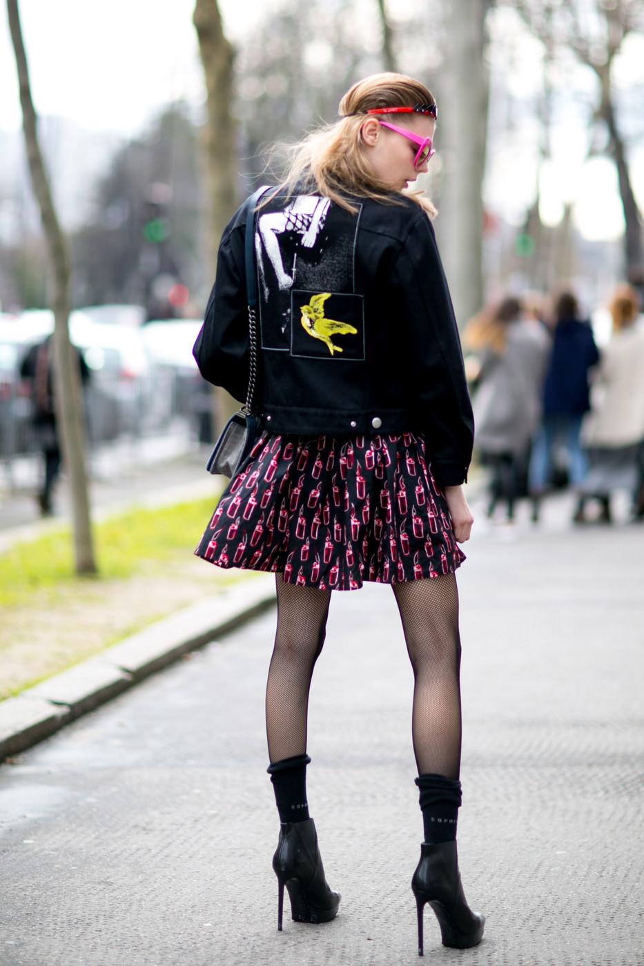 Street Style: Alexandra Elizabeth Ljadov