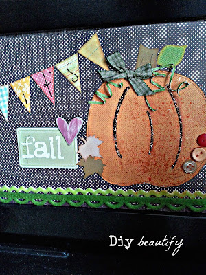 Fall Banner Picture From the Stash www.diybeautify.com