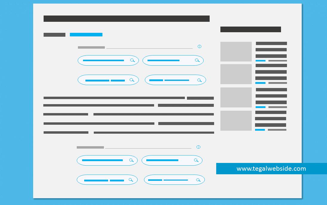 Cara Membuat Unit Iklan Tautan Google AdSense