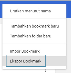 Backup Bookmark3