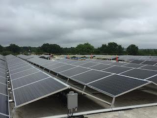 rooftop solar panels washington dc