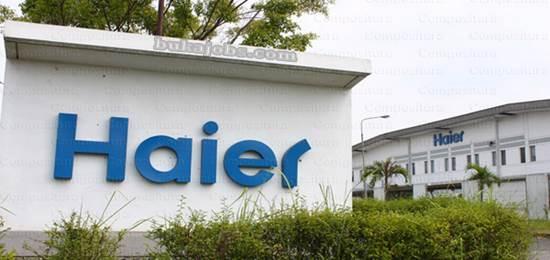 Lowongan Kerja PT Haier Electrical Appliances Indonesia 2019