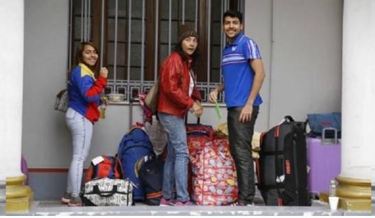 Nicolás Maduro invita a venezolanos en el extranjero a regresar a su país
