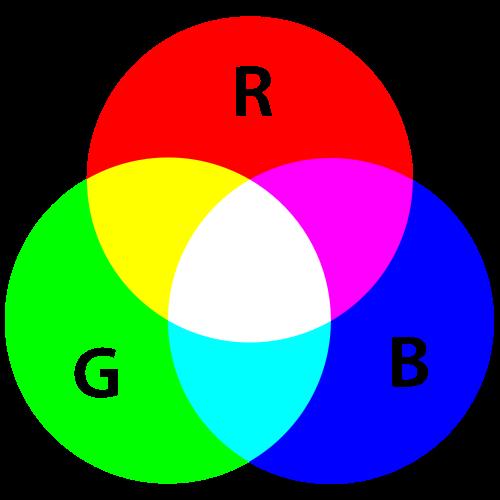 الألوان الأولية