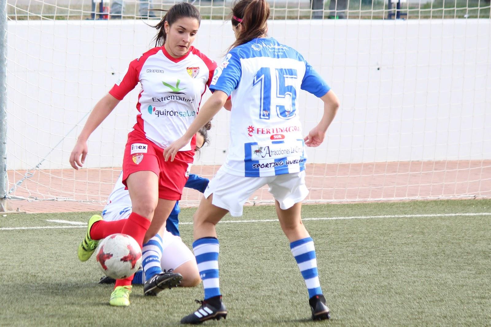 CRÓNICA: SANTA TERESA 1 - SPORTING DE HUELVA 1 - YoSiSeDeFutFem: Tu blog de  Fútbol Femenino